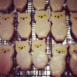 Cut-Out Cookies.