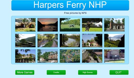 Harper's Ferry Park Jigsaw