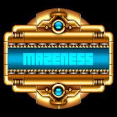 Mazeness Puzzle