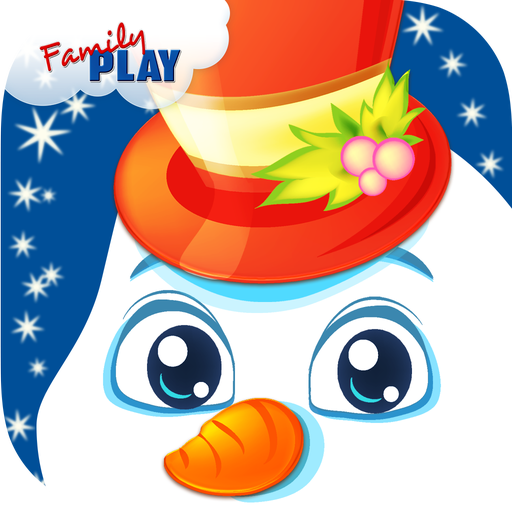 Fun Snowman Kindergarten Games 教育 App LOGO-APP開箱王