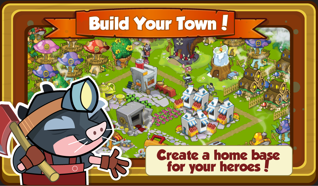 Mouse Town - screenshot