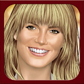 Heidi Klum True Make Up Game