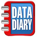DataDiary – Data Usage Monitor icon