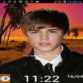 Justin Biber Go Locker