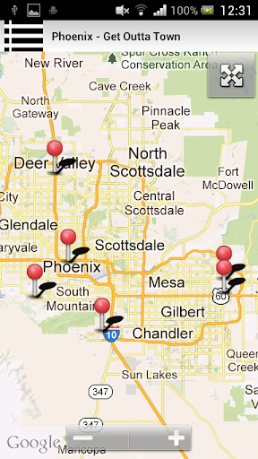 Phoenix - Get Outta Town