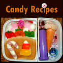 Delicious Candy Recipes logo