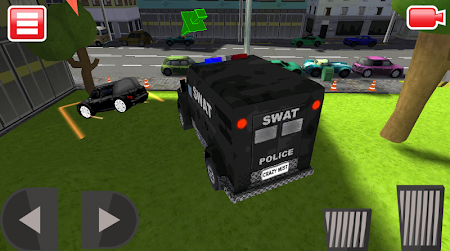 Police Car Simulator in 3D 1.0 screenshot 99080