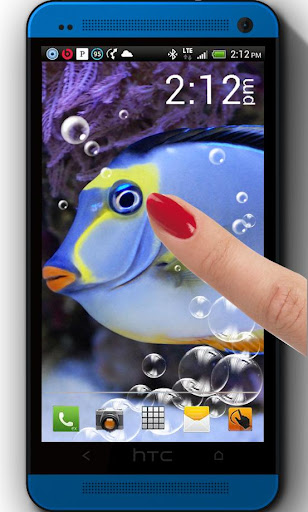 Tropic Fish Top live wallpaper