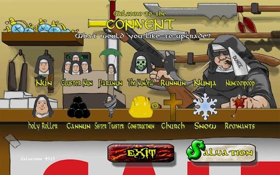 Nun Chuck apk screenshot