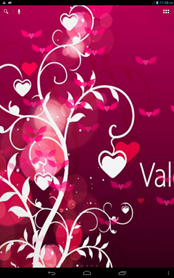 Valentine Love Live Wallpaper Free - Android Apps on Google Play