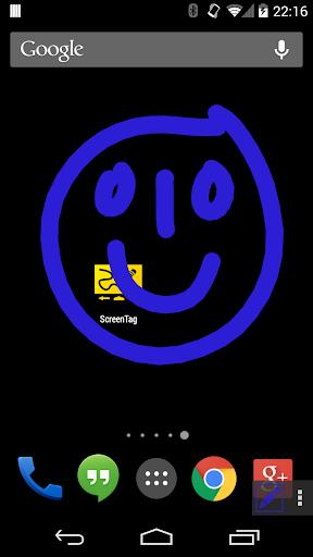 ScreenTag