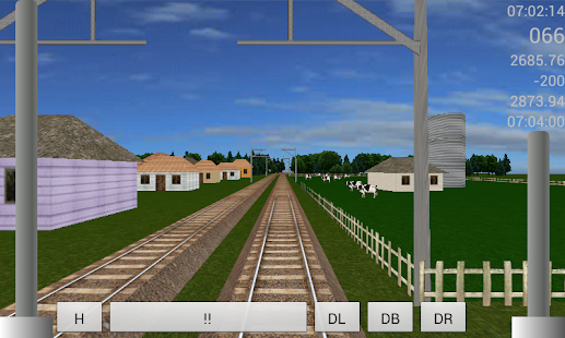 Train Driver - Train Simulator - screenshot thumbnail