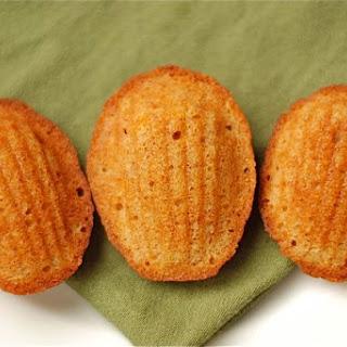 Honey Spiced Madeleines