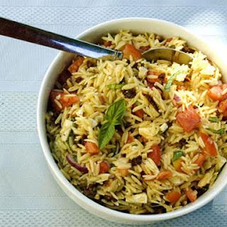 Bocce Pasta Salad.