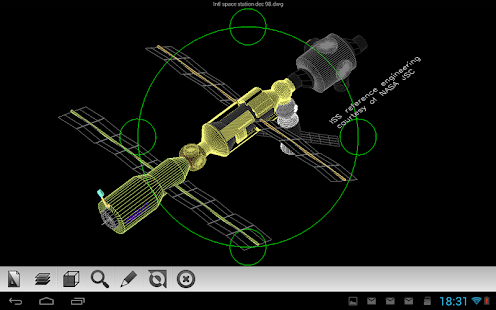 Etoolbox DWG File CAD Viewer - screenshot thumbnail