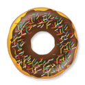 donut battery widget 1 icon