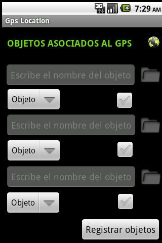 Gps Location Padre - screenshot