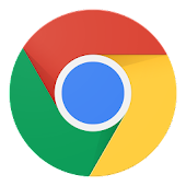 Chrome-nettleser – Google