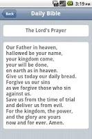 Screenshot of Free Daily Bible