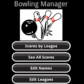 Bowling Manager