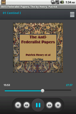 Anti-Federalist Papers The