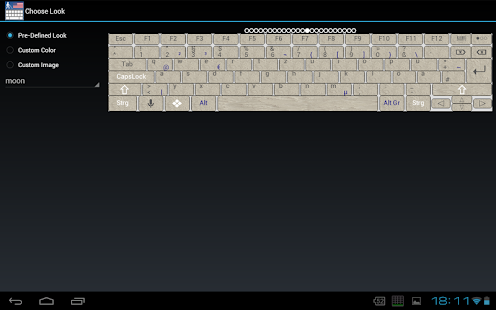 Blind Accessibility Keyboard- screenshot thumbnail