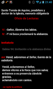 App ePrex Liturgia de las Horas APK for Windows Phone