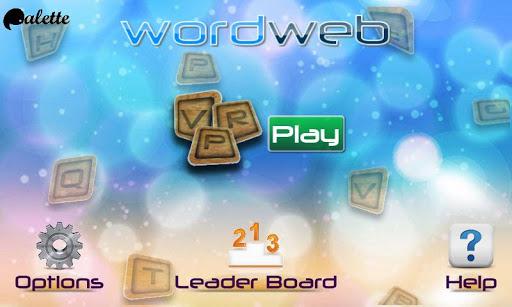 Fun with words - WordWeb