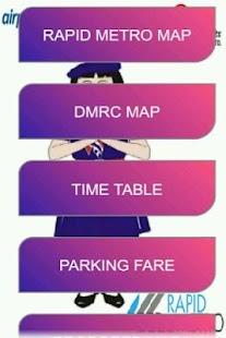 Free Download DMRC + Rapid Metro APK