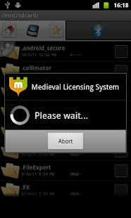 Medieval Licensing System - screenshot thumbnail