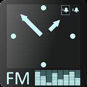 Radio Alarm Clock PRO