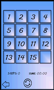 15 Number Puzzle Game- screenshot thumbnail