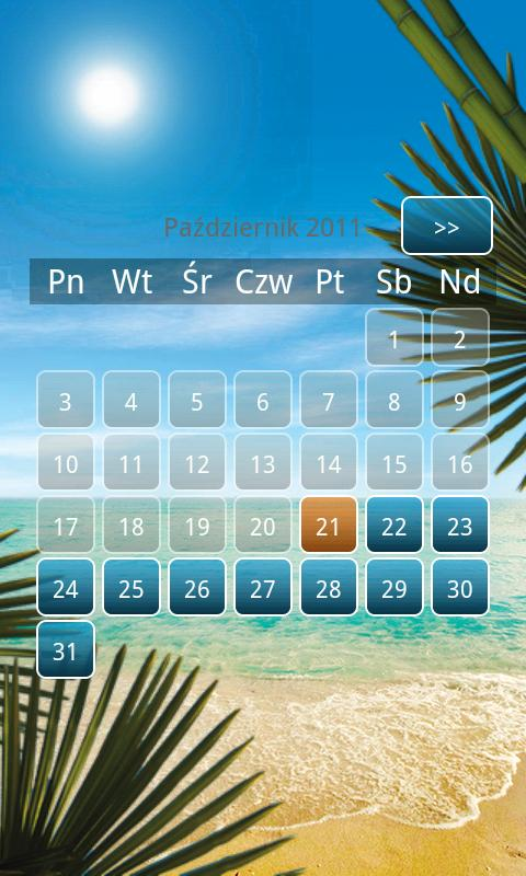 Wyszukiwarka turystyczna- screenshot