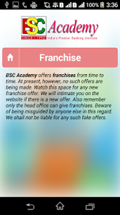 BSC Academy- screenshot thumbnail
