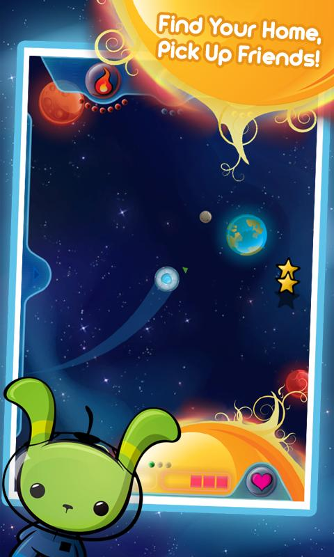 Space Bunnies - screenshot