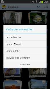 WEB.DE Fotoalbum - screenshot thumbnail