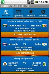 Cricter: ICC Cricket World Cup - screenshot thumbnail