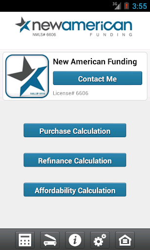 NAF Mortgage App