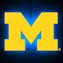 Michigan Wolverines Live Clock icon