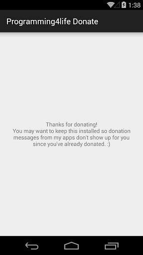 Programming4life Donate