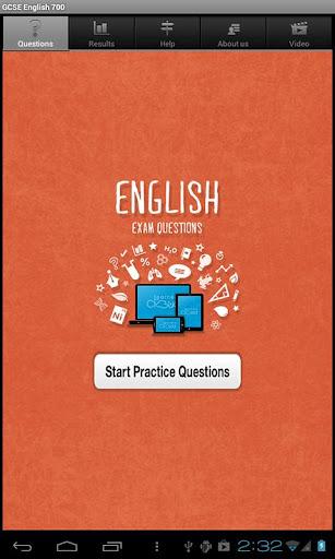 GCSE English 1050 Questions