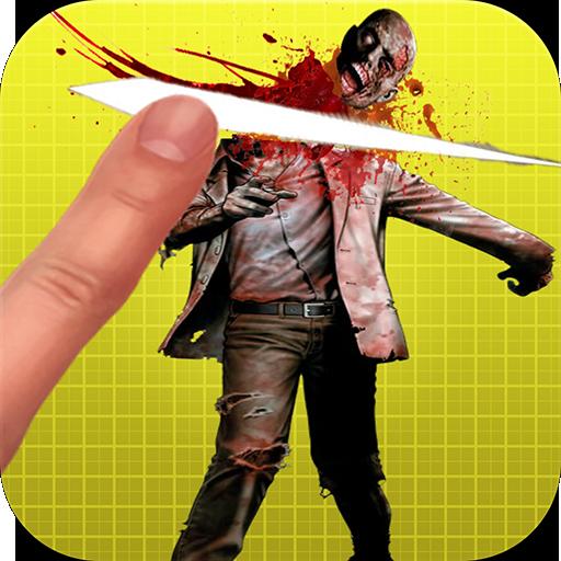 Zombie Ninja Killer Apocalypse