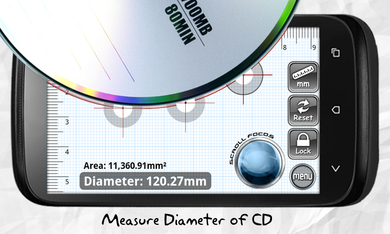 ON Diameter - screenshot