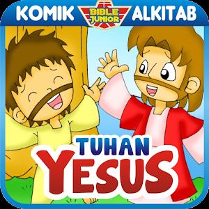 Alkitab Anak: Tuhan Yesus