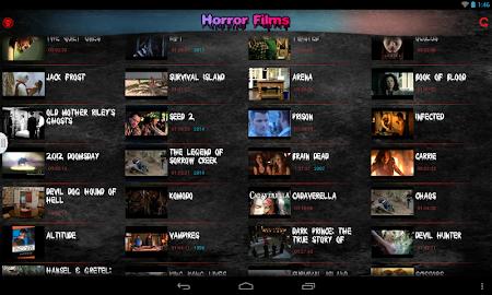 Horror Movies Free 1.0 screenshot 218234