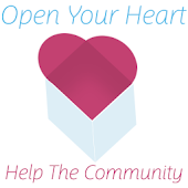 Open Your Heart Clock Widget