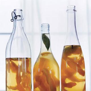 Spiced Orange Wine.