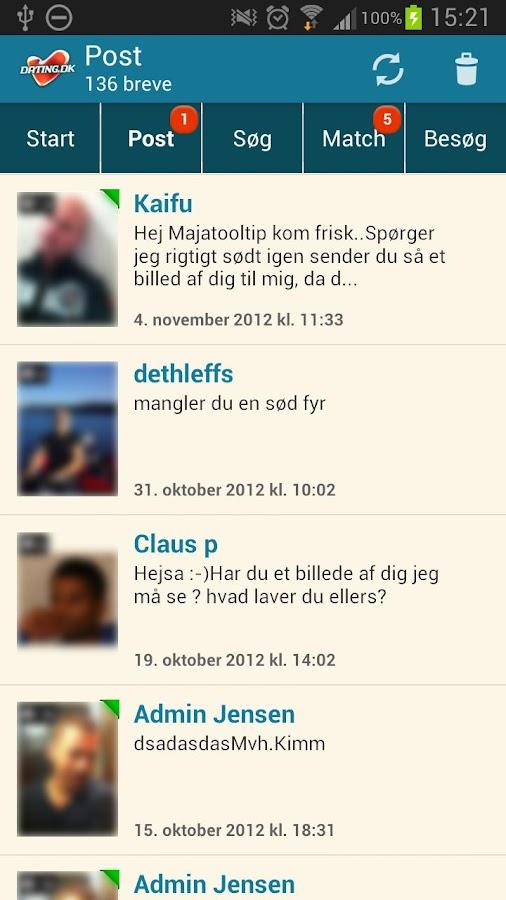 dating dk app Vesthimmerlands