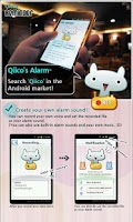 Screenshot of Qiico's Alarm (Recording)