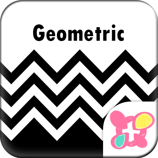 Simple Wallpaper Geometric Icon